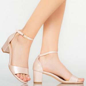 Sandale dama Inez roze