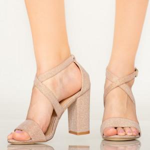 Sandale dama Maky roze