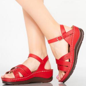 Sandale dama Opy rosii