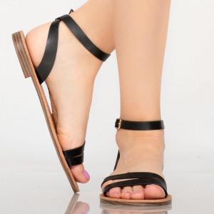 Sandale dama Sou negre