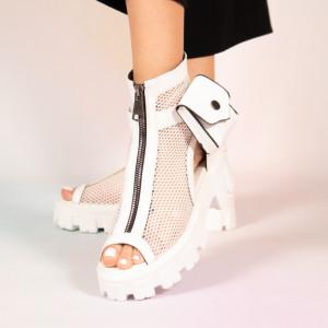 White pine summer boots