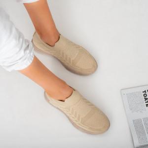 Adidasi lady Lany beige