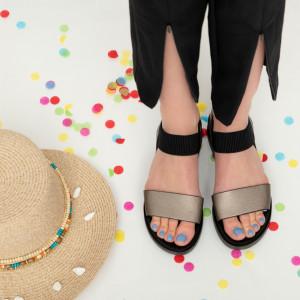 Afi gun women's sandals