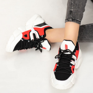 Black Foe női cipők