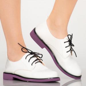 Erty fehér alkalmi cipő