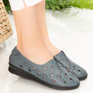 Kék Lule női cipő