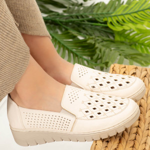 Női cipő Lavi albi
