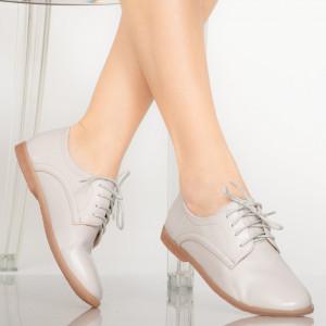 Pantofi casual Burn gri