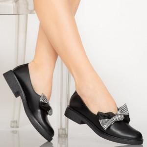 Pantofi casual Inko negri