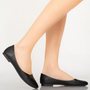 Pantofi casual Pary negri