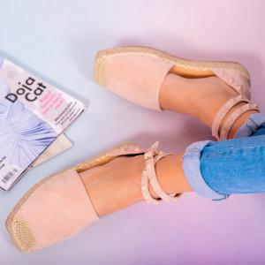 Pantofi dama Hase roz