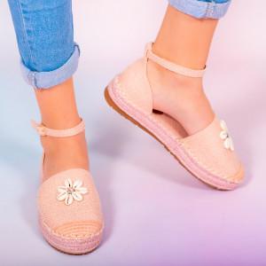 Pantofi dama Hust roz