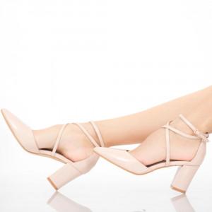 Pantofi dama Lola bej