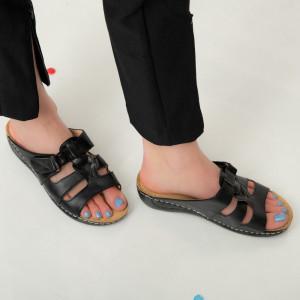Papuci dama Azo negri