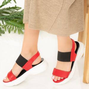 Sandale dama Eiz rosii