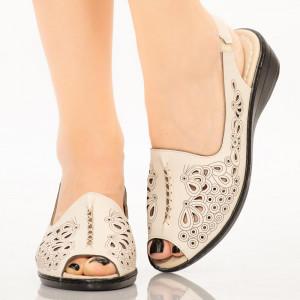 Sandale dama Goni bej