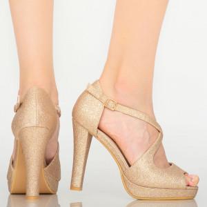 Sandale dama Koa aurii