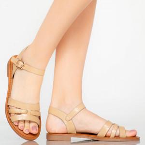 Sandale dama Odon bej