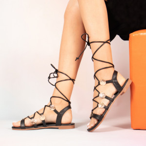 Дамски сандали Black Jed