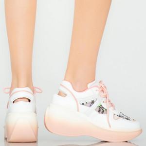 Adidasi dama Clove roz