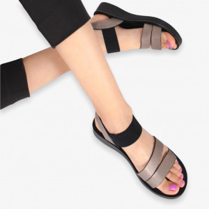 Art gun lady sandals