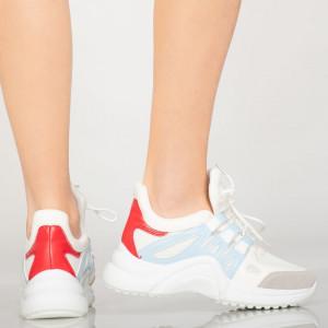 Női első kék tornacipő