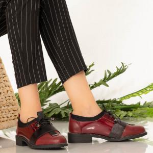 Ote cseresznye női cipő