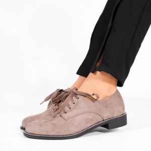 Pantofi Casual CAR Khaki