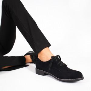 Pantofi Casual CAR Negri