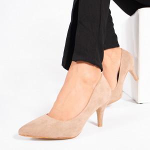 Pantofi Dama BRIC Bej