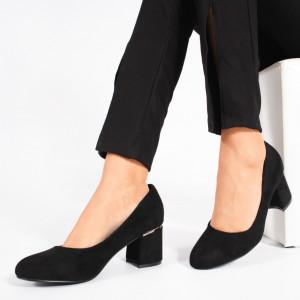 Pantofi Dama Rica Negri