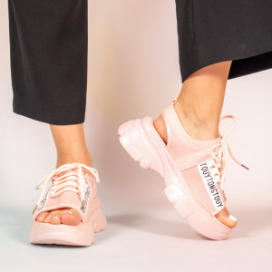 Platforme dama Jeso roz