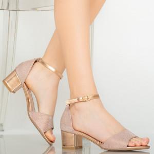 Sandale dama Comet roze