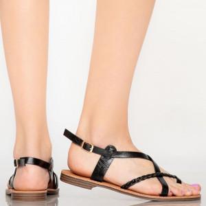 Sandale dama Lex negre