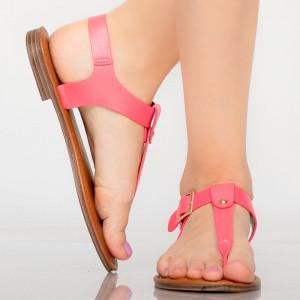 Sandale dama Nole fuchsia