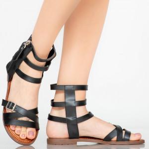 Sandale dama Osty negre