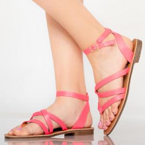 Sandale dama Tama fuchsia