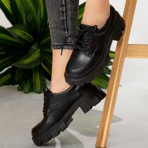 Τα μαύρα casual παπούτσια