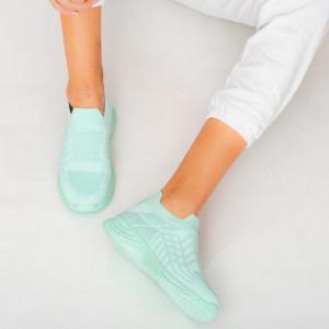 Adidasi κυρία Lany πράσινο