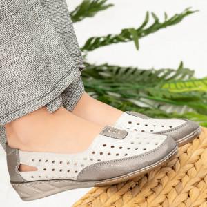 Ezüst Alio női cipő