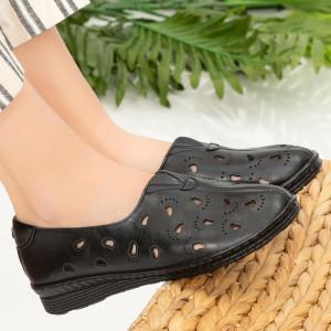 Fekete Lule női cipő