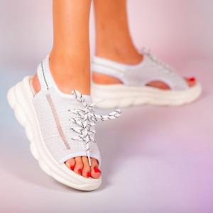 Mite white lady platforms