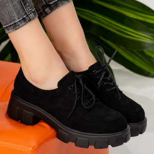 Pantofi casual Esef negri