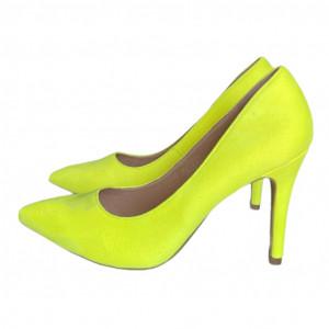 Pantofi dama Ask galbeni