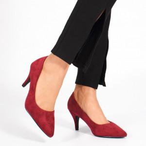 Pantofi Dama BRIC Rosii