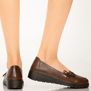 Pantofi dama Elt maro