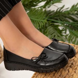 Pantofi dama Elt negri