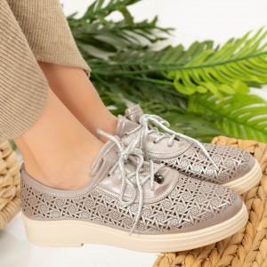 Pantofi dama Sian gun