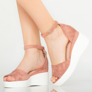 Platforme dama Maison roz