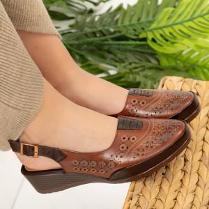 Sandale dama Doka maro